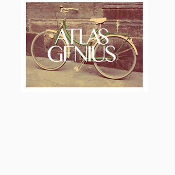 Atlas Genius by laserlightgrave