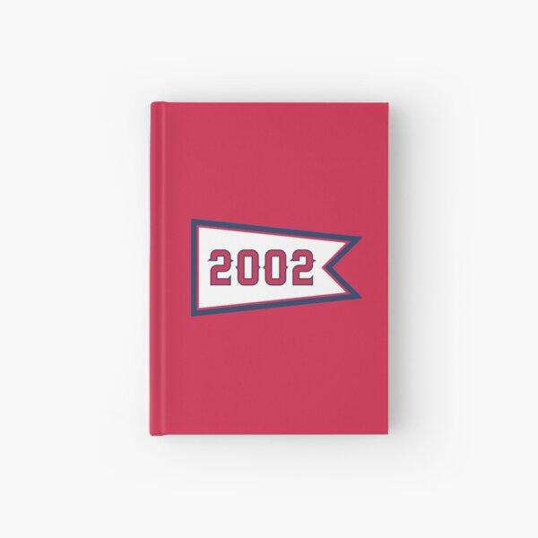 LA 2002 Pennant Hardcover Journal