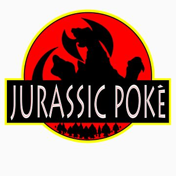 Jurassic Poke by Yourfriendlycat