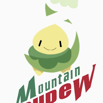 Mountain Budew by Yourfriendlycat