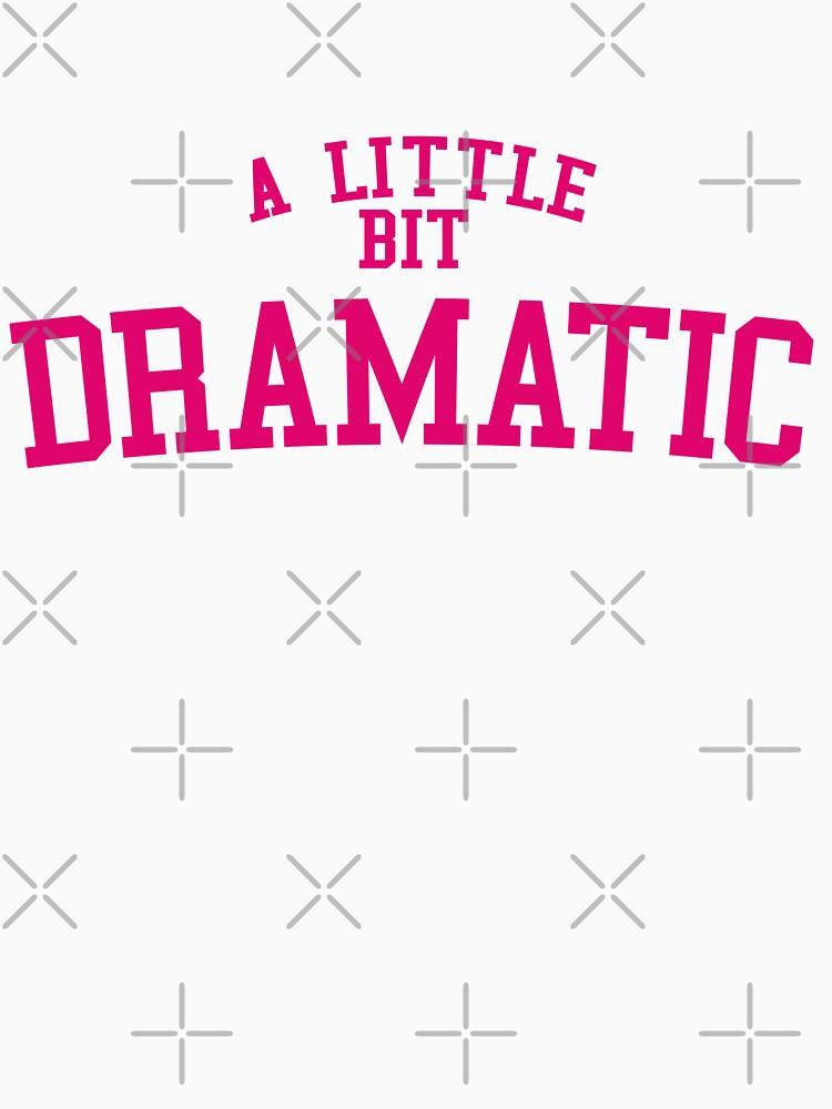 """Regina George """"Ein bisschen dramatisch"""" Mean Girls von SameOldChic"""