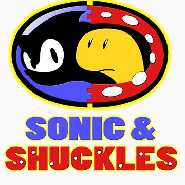 Sonic & Shuckles by Yourfriendlycat