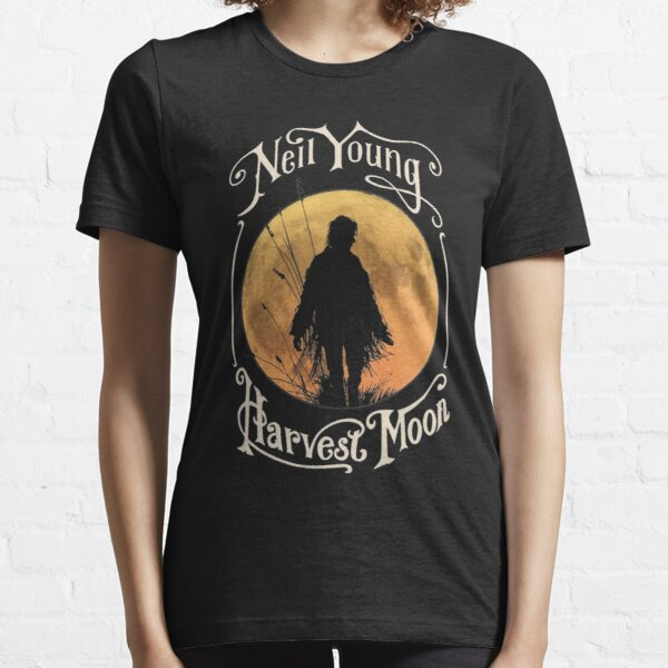 NEIL YOUNG - HARVEST MOON Essential T-Shirt