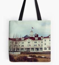 Stanley Hotel Tote Bag