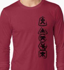 Samurai Stack Long Sleeve T-Shirt