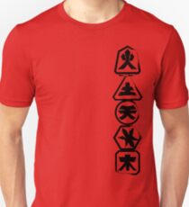 Samurai Stack Unisex T-Shirt