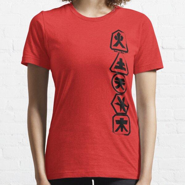 Samurai Stack Essential T-Shirt