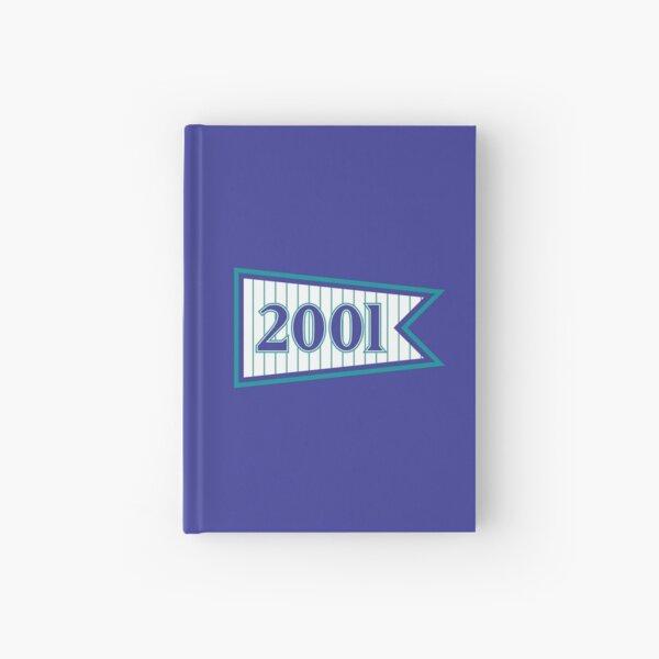 AZ 2001 Pennant Hardcover Journal