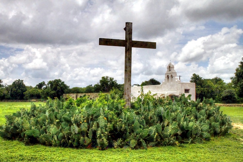 The Cross of San Juan by Terence Russell