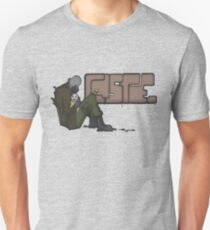 Half-Life 2 Caste Graffiti Unisex T-Shirt