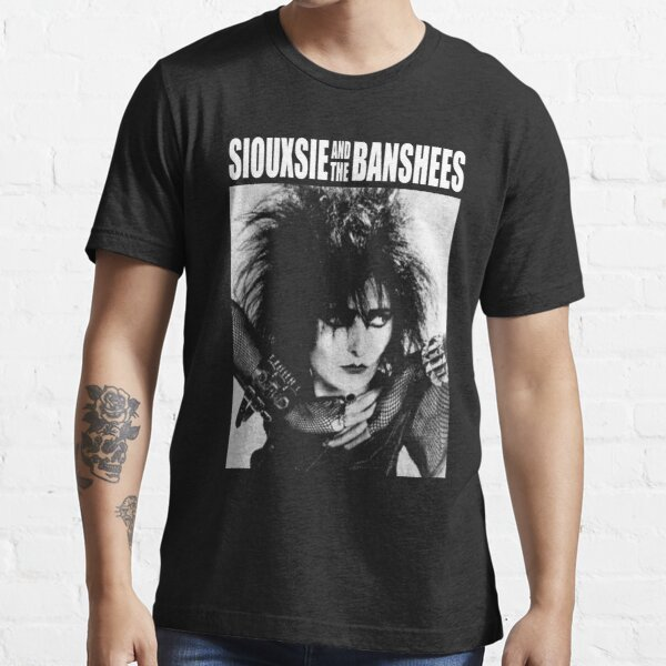 SIOUXSIE AND THE BANSHEES Essential T-Shirt
