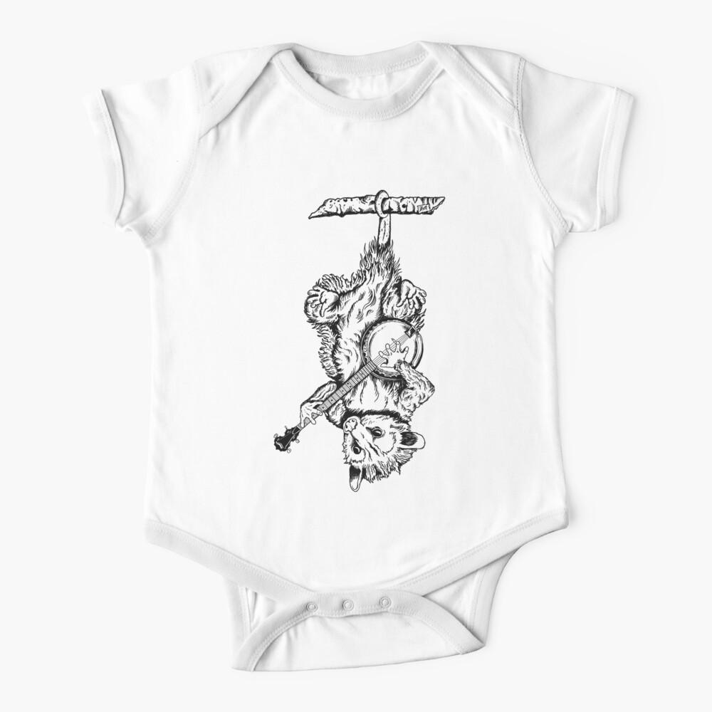 Possum Banjo Baby One-Piece