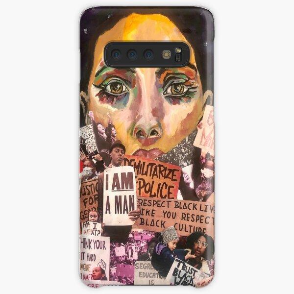 Black Lives Matter Moments Samsung Galaxy Snap Case