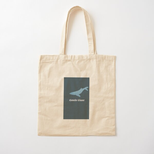 Gentle Giant Cotton Tote Bag