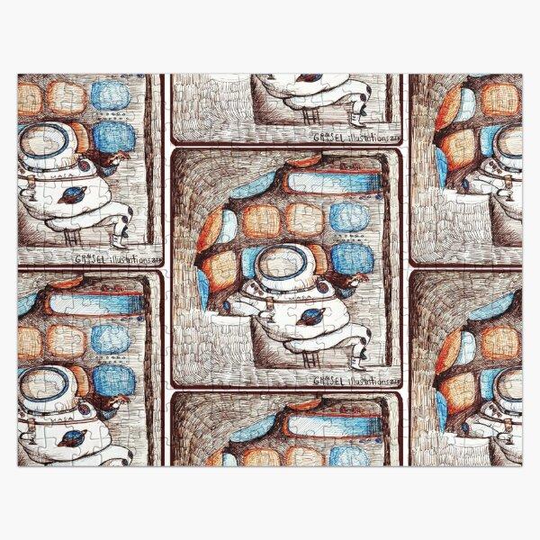 Masa Jigsaw Puzzle