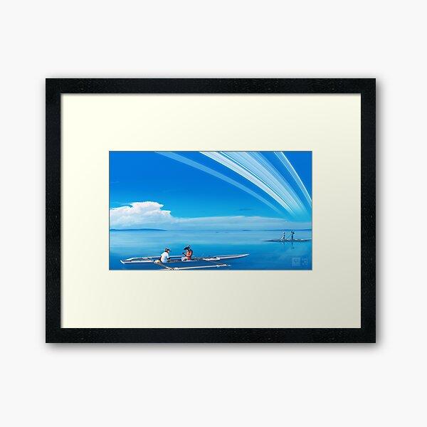 The Ancom Way Framed Art Print