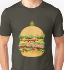 Big Burger Unisex T-Shirt