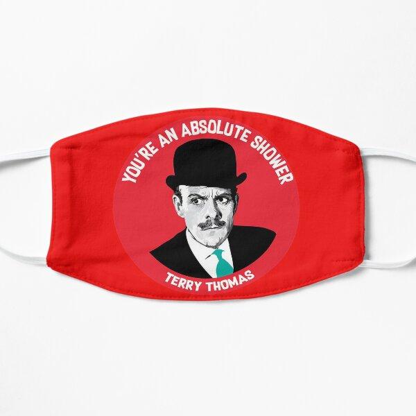 Terry Thomas Classic British - british Souvenirs - Terry Thomas Gifts - Terry Thomas  Mug - Terry Thomas  t shirt Flat Mask