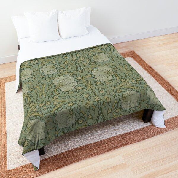Pimpernel by William Morris, 1876 Comforter