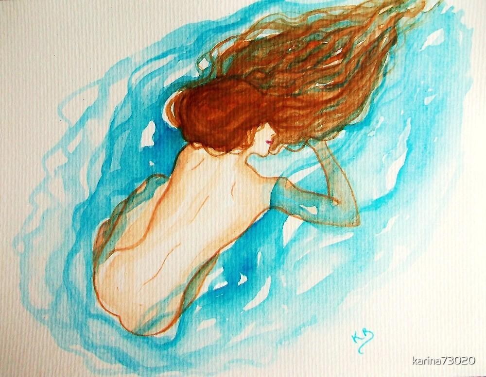 my lovely Ophélie :) by karina73020