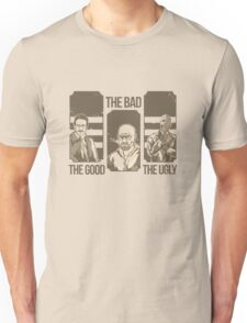 the good the bad & the ugly! T-Shirt