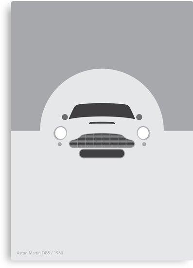 Aston Martin DB5 by DistilledD