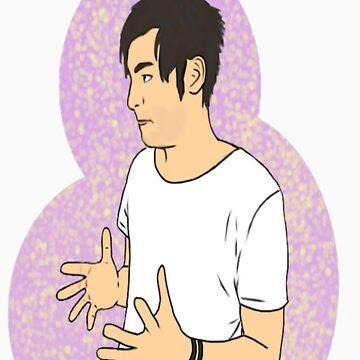 JJ from Rooster Teeth by Danierru