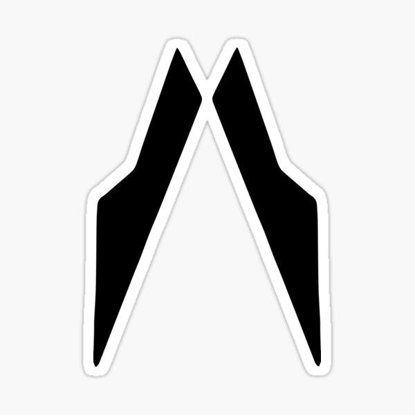 M-Graphx Main Logo Sticker