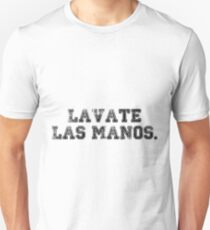 Lavate las manos Slim Fit T-Shirt