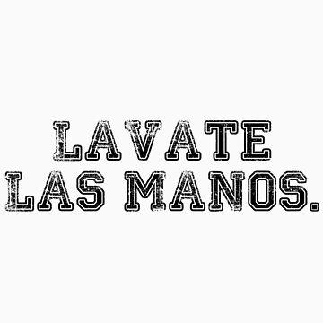 Lavate las manos by violenturge89