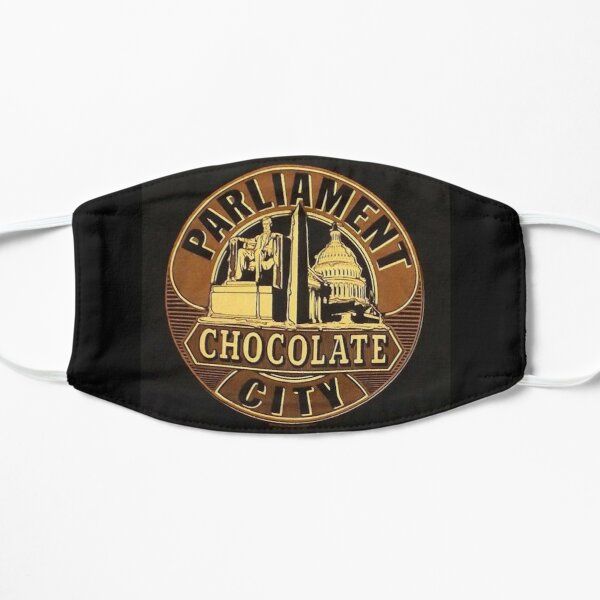 Parliament - Chocolate City Mask