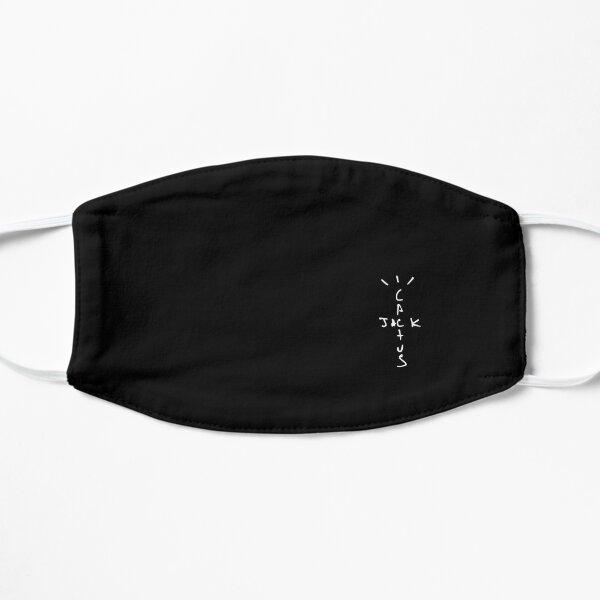 Cactus Jack White and black Masks Masque sans plis