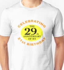 Funny 50th Birthday (Anniversary) Unisex T-Shirt