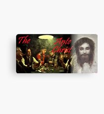 Ante Christ Canvas Print
