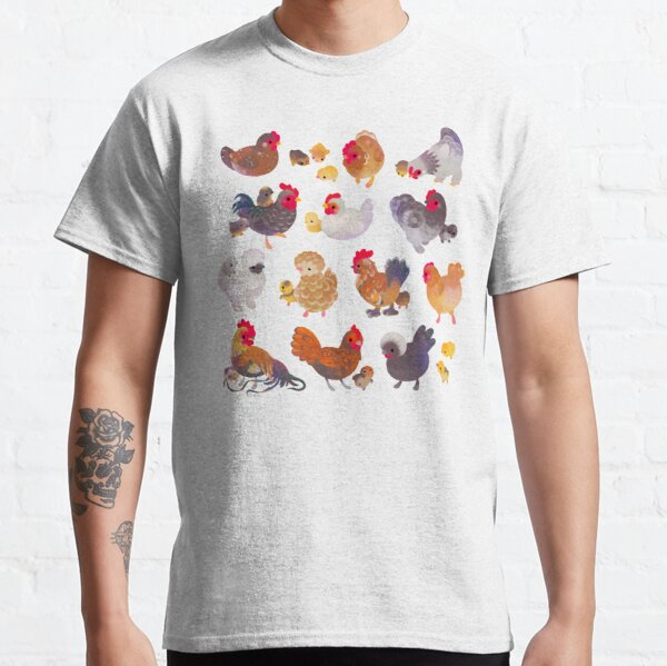 Chicken and Chick Classic T-Shirt