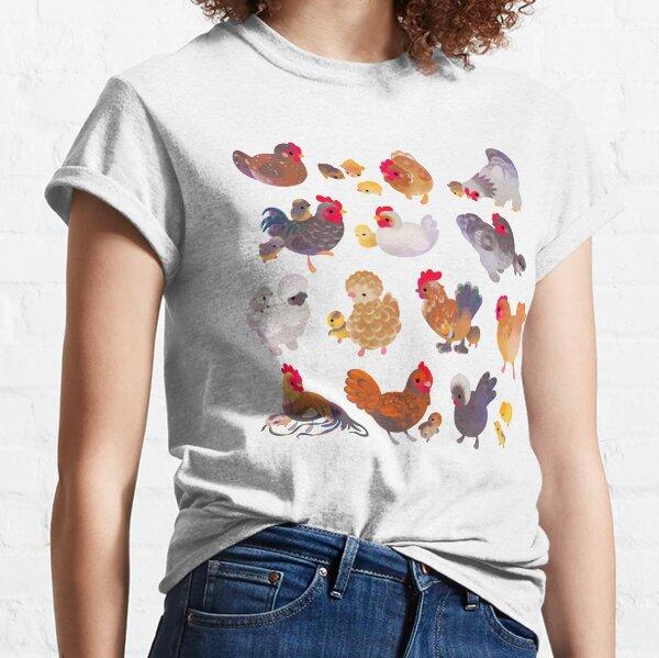 Gefleckter Sussex Classic T-Shirt