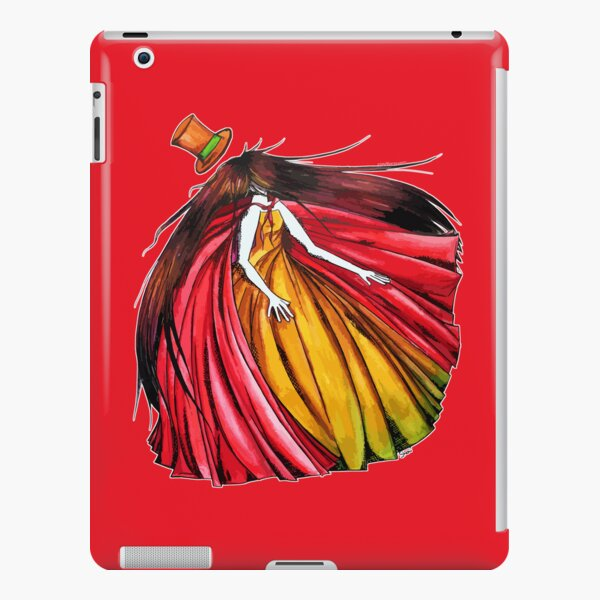 """""""Who is the mad hatter ?"""" : Le Chaperon Rouge / The Red Riding Hood iPad Snap Case"""