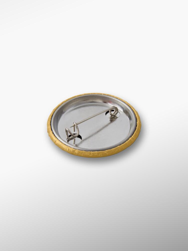 Alternate view of nurture nature vintage environmentalist design Pin