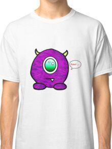 Rawr... Classic T-Shirt