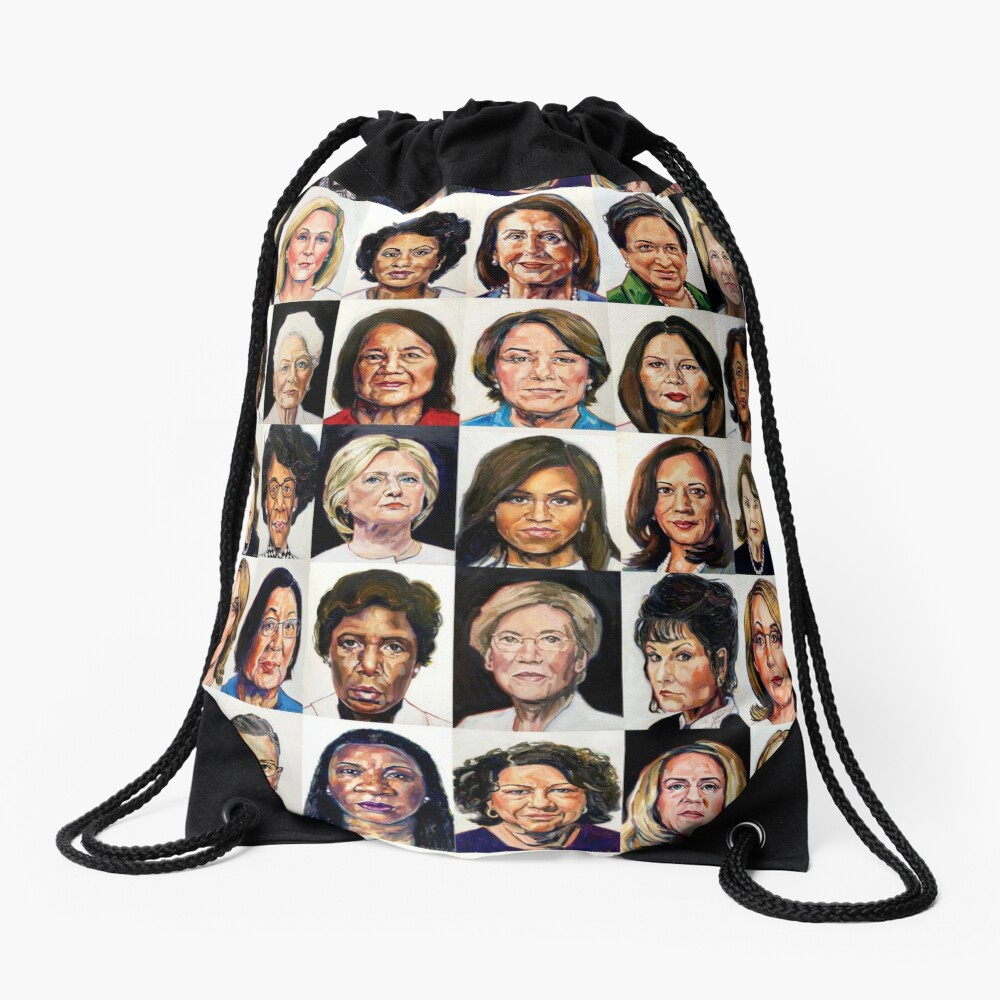 Sheroes 2020 Drawstring Bag