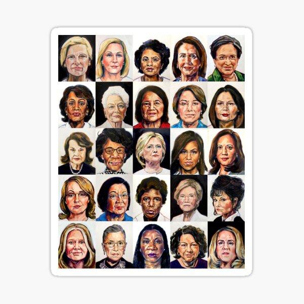 Sheroes 2020 Sticker