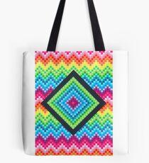 CUBES DESIGN PAPER Tote Bag