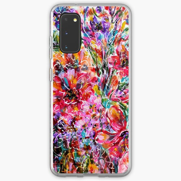 Floral Treasures Samsung Galaxy Soft Case