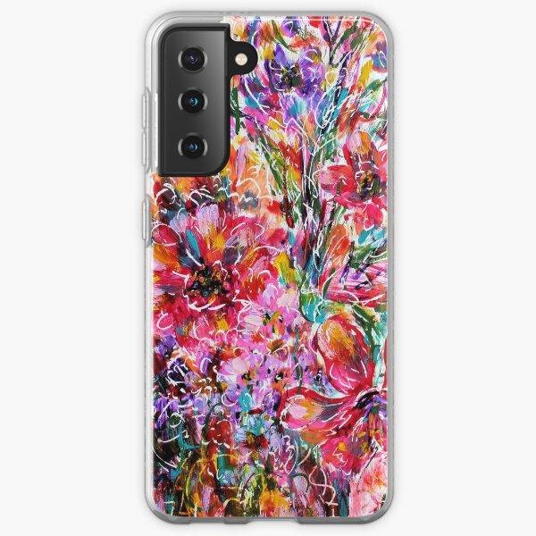 Floral Treasures Samsung Galaxy Soft Case