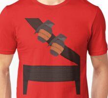 Soldier stomach Unisex T-Shirt
