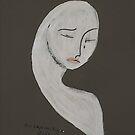 Sandra Con Lagrimas Negras by RoyAllen Hunt