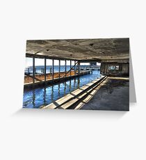 Parker Bay, Maryland Greeting Card