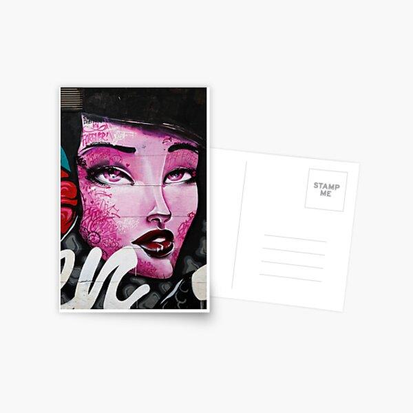 Rosa Postcard