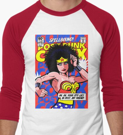 Post-Punk Super Friends - Wonder T-Shirt