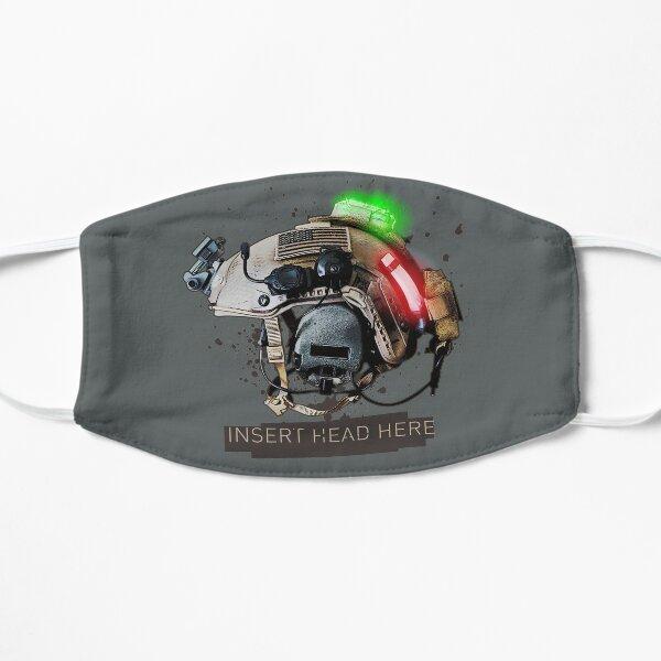 Tacticool Helmet Mask